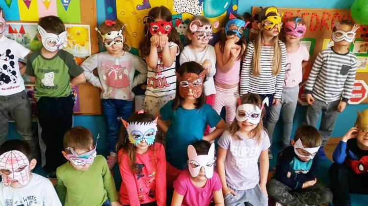 Zajęcia dodatkowe aktualnie realizowane w naszym przedszkolu