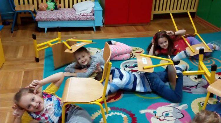 Dzień w przedszkolu – Grupa V