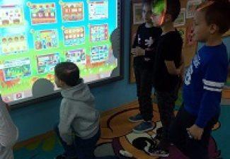 Interaktywny przedszkolak.