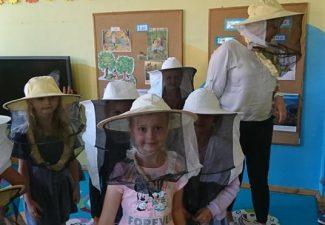 Zajęcia edukacyjne z pszczelarzem