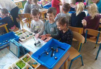 Zajęcia edukacyjne – robotyka