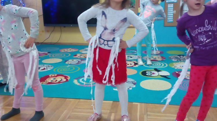 Zajęcia ruchowo-taneczne z rytmiki