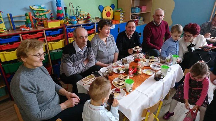 Dzień Babci i Dziadka w Grupie I