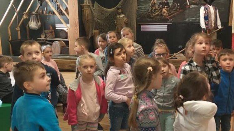 Wycieczka do Muzeum Pienińskiego.