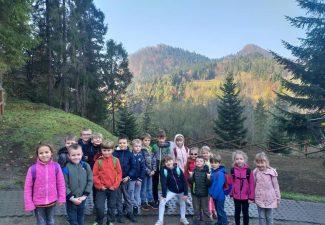 Wycieczka do Pienińskiego Parku Narodowego.