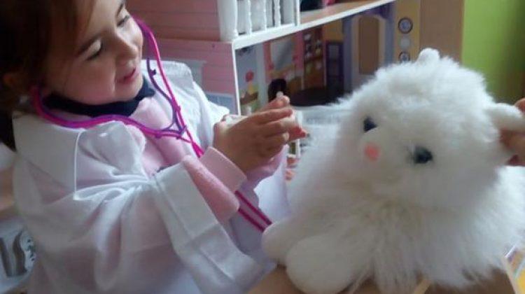 Tak się bawimy w lekarza…