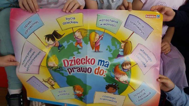 20 listopada – Międzynarodowy Dzień Praw Dziecka – rozmawialiśmy o swoich prawach i obowiązkach.