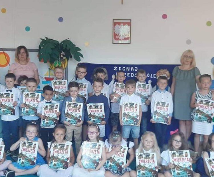 Grupa V żegna przedszkole